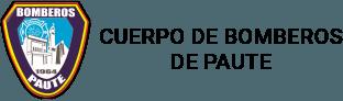 Cuerpo de Bomberos del cantón Paute Logo
